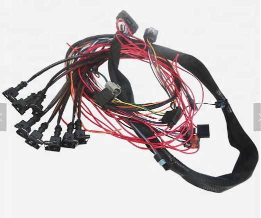 Stupendous Auto Wire Harness Cover Wiring Diagram Wiring 101 Photwellnesstrialsorg